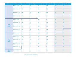 12 Week Calendar Template 60 Best Free Weekly Calendar Template Calendar Yearly