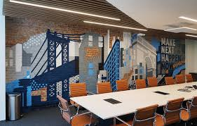 silicon valley office. NY Corporate Office Murals. Street Art At Silicon Valley P