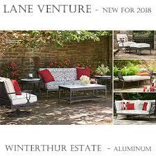 Lane Venture Wicker Furniture Winterthur Estate Collection