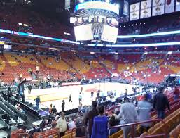 American Airlines Arena Seating Chart Eagles American Airlines Arena Section 121 Seat Views Seatgeek
