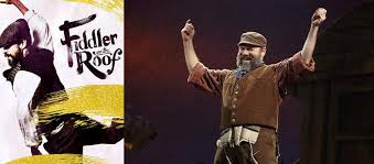 Proctors Mainstage Seating Chart Fiddler On The Roof Proctors Theatre Mainstage