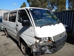 WRECKING - 98 Toyota Hiace Van RZH103R 2RZ Carby Manual | Wrecking ...