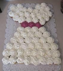 Bridal Shower Cupcake Cake Amy Green