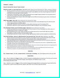 Data scientist resume example to inspire you how to create a good resume 16