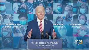 Joe Biden Details 'Science-Backed' COVID-19 Plan, Accuses President Donald  Trump Of Failing American People – CBS Philly