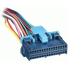 metra car audio and video reverse wire harness metra 71 2001 into oem radio harness for select 1994 2005 buick cadillac