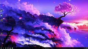 Sakura Wallpaper engine - YouTube