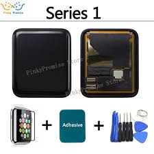 For Apple Watch Series 1 LCD Display <b>Touch Screen</b> Digitizer ...