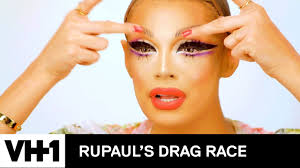 drag makeup tutorial valentina s latina glam rupaul s drag race season 9 now on vh1