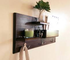 decorative wall mounted coat racks breathtaking modern rack pictures inspiration