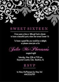 Invitation Words For Birthday Party Teen Birthday Party Invitation Wording Ideas From Purpletrail