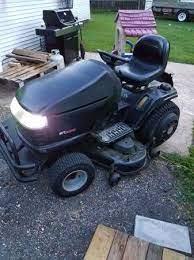 craftsman gt5000 garden lawn tractor