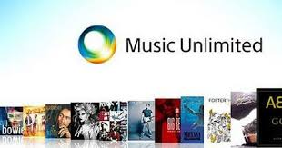 sony music unlimited logo. music unlimited app arrives on playstation vita, android version gets offline play sony logo