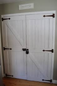 closet barn doors pantry