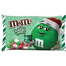 mint chocolate candy brands. Unique Mint Mu0026Mu0027S Christmas Mint Chocolate Candy 99Ounce Bag Pack  And Brands E
