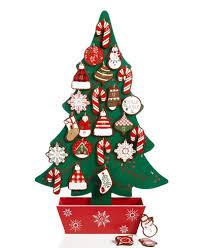 Holiday Lane Wood Christmas Tree Advent Calendar Created For Holiday Lane Christmas Tree