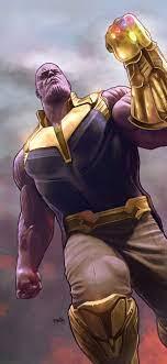 Iphone Thanos Wallpaper 4k