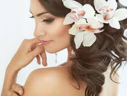 Coiffure Mariage Oriental Cheveux Courts Maquillage Mariage