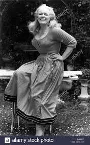 Joan Rhodes real name Josi Terena Strong Arm Girl actress and busker Stock  Photo - Alamy