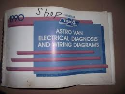 1990 chevy astro van electrical diagnosis and wiring diagrams 1990 chevy astro van electrical diagnosis and wiring diagrams manual