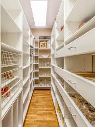 pantry with california closets wire basket high ceiling
