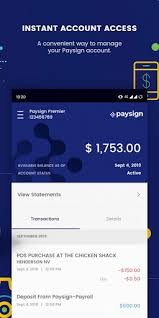 You will be charged this fee after 1 free each month. Paysign By Paysign Inc Google Play United States Searchman App Data Information