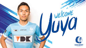 KAA Gent welcomes Yuya Kubo!
