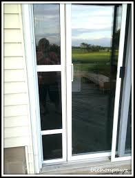 in glass pet door patio door with pet door built in patio door with pet door in glass pet door