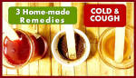 natural home remedies for cough and cold