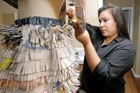 Fashion Designer Taylor Tulsa Fashion Week Newspaper Fashion Designer Netta Taylor