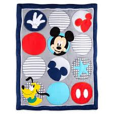 Mickey Mouse Best Buddies Crib Bedding Set | shopDisney