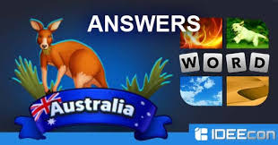 4 Pics 1 Word AUSTRALIA answers Daily Puzzle › App Answers and ...