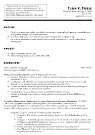 Gallery Of Military Resume Examples