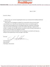 Apologize Letter For Mistake Word Template Bill Of Sale