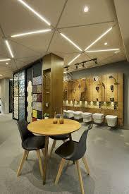 Ceiling Interior Design For Shop The Ceramic Shoppe A T Associates In 2020 Showroom