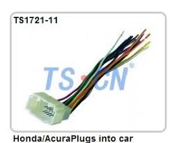honda wiring harness connector ts1721 11,china auto parts,buy wiring harness pins at Wiring Harness Connectors