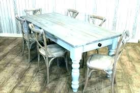 black distressed round dining table distressed dining set white distressed dining room table distressed black dining