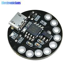 Micro USB <b>LilyTiny LilyPad</b> ATtiny85 <b>Development Board</b> Wearable ...