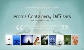 Aroma Space Design Aroma Containers On Behance