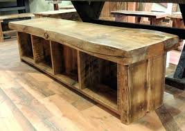 rustic benches rustic benches outdoor plans