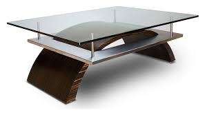 tables furniture design. arched coffee table a modish contrast between the macassar ebony arch and stainless steel shelf tapers out as it reached towards ground tables furniture design h