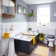 Stunning attic bathroom makeover ideas budget Loft Conversion Ideal Home Bathroom Ideas Designs Trends And Pictures Ideal Home