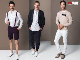 3 stylish ways to wear mandarin collar shirt da man magazine 3 ways to wear mandarin shirt for men 2