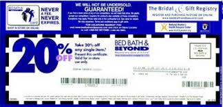 Bed Bath And Beyond Printable Coupon January 2016