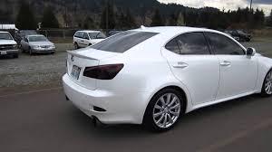 lexus is 250 2008 white. Simple White To Lexus Is 250 2008 White YouTube