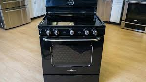 ge retro appliances. Ge Artistry Series Electric Ran Review Retro Looks For Design Minded Cooks With The Appliances R