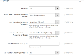 How To Configure Sales Email In Magento 2 - Magento 2 Tutorial