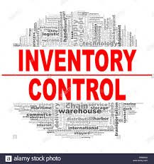 Word Inventory Inventory Control Word Cloud Stock Photo 227980272 Alamy