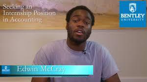 Edwin McCray Video Resume on Vimeo