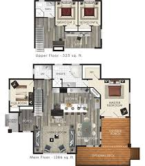 house plans with loft. Wonderful Decoration Small Home Plans With Loft Marvelous Design Floor Charming House 0